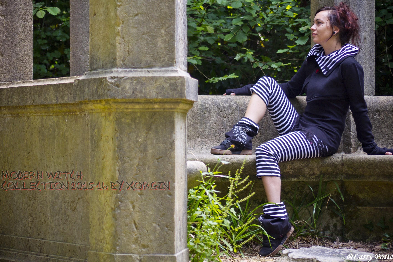 Legging SUPRÊME Noir & Blanc