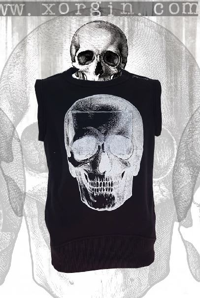 Sweat sans manches – SKULLS