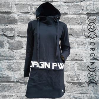 Sweater Dress MENDIA 2.0 Black Edition
