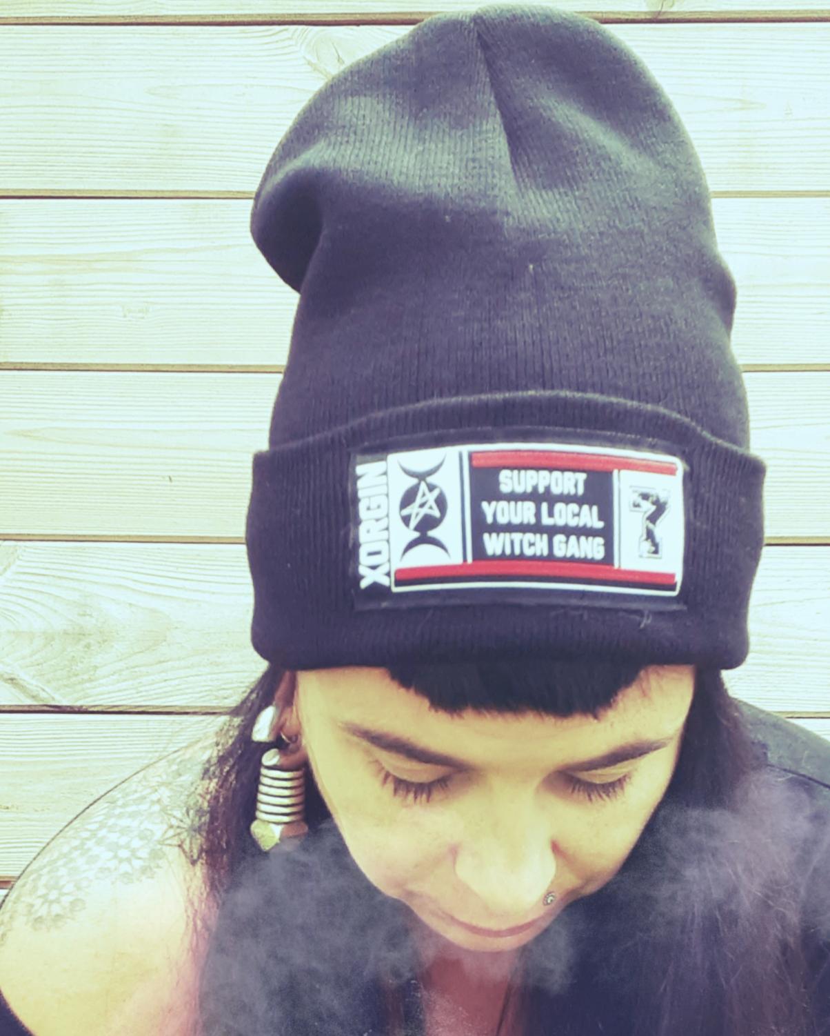 Bonnet Black Support