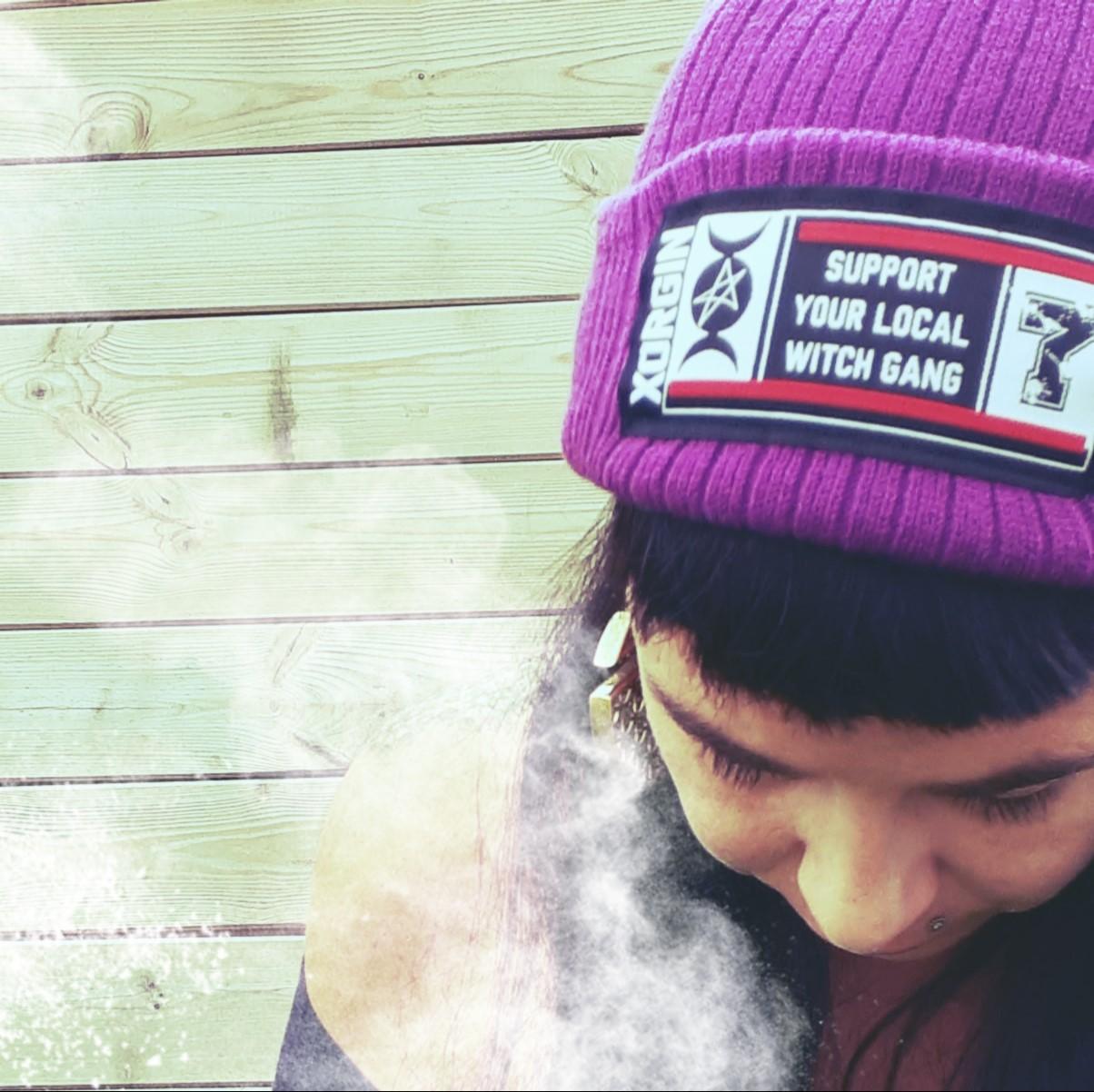 Bonnet Purple Support