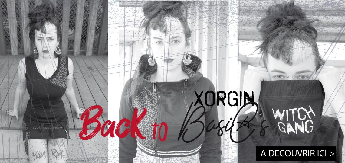 BackToBasics - Collection 2020 Femme