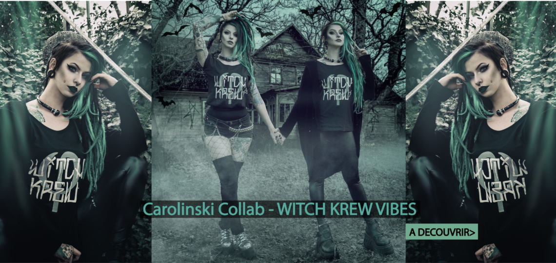 Witch Krew Collab