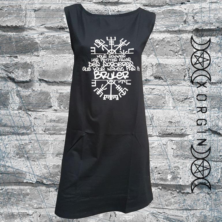 Basic Dress – BURN ALL