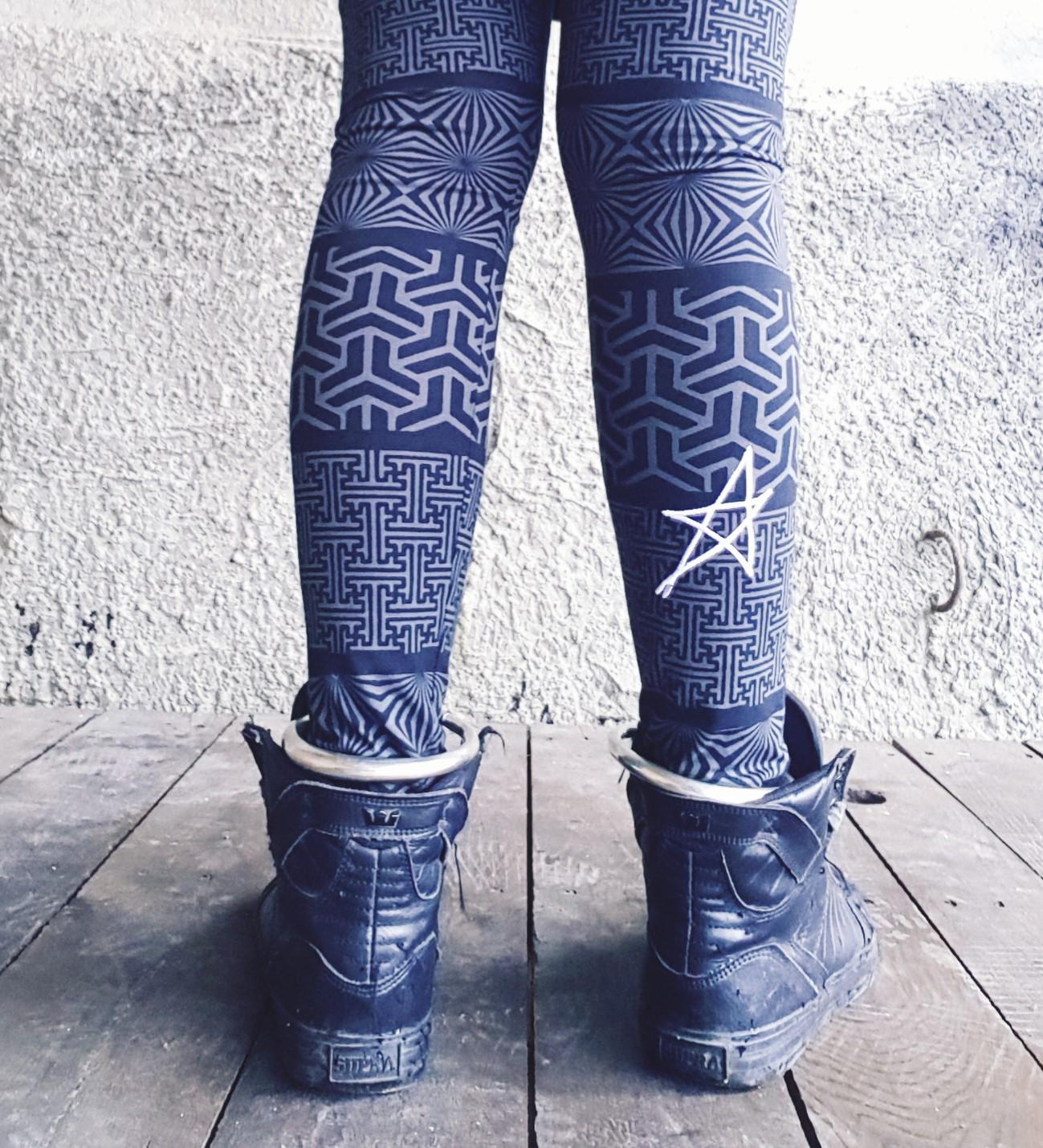 Leggings SPECTRE 2.0 Pattern